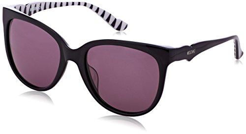 Moschino Damen MO739S-01SA-56 Sonnenbrille, Braun, 59
