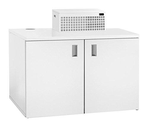 Fasskühler, 1870x995x1060mm, 4x2 50L/4x4 30 L Fässer, ver-