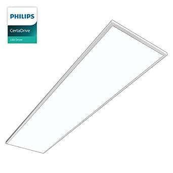 led panel maren 50w philips certadrive active pure tageslicht 1195x295mm led panel. Black Bedroom Furniture Sets. Home Design Ideas
