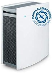 بلو اير اي كلاسيك 480i جهاز تنقية الهواء مع نظام هيبا الصامت، فلتر الدخان وواي فاي - ابيض، 200544