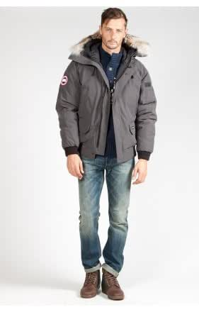 canada goose homme grise