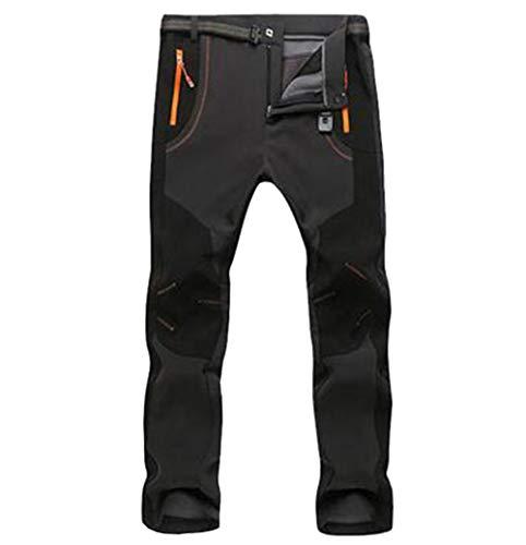 YiLianDa Pantalones Trekking Softshell Pantalones