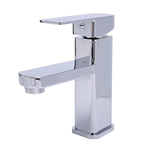 Alicemall Lift type Basin Faucet Single Lever Mixer faucet