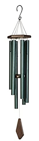 Nature's Melody PG42FG 42-Inch Premiere Grande Wind Chime - Forest Green