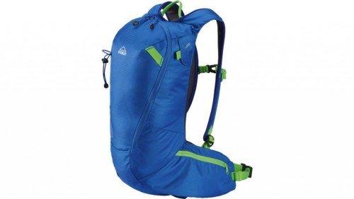 McKinley Skitouren-Rucksack Ride 18 Blau / Lime
