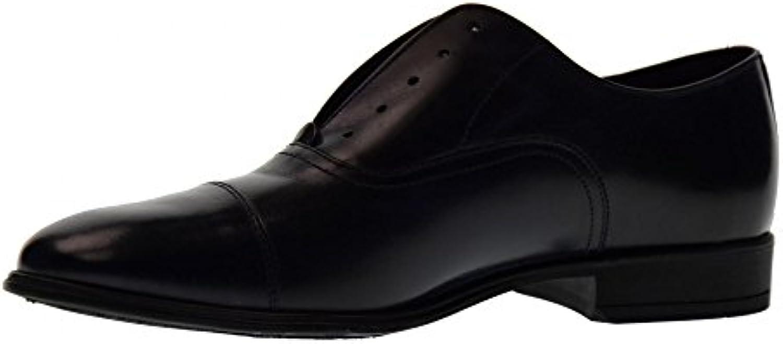 ANTICA CUOIERIA Zapatos de los Hombres Clásicos 19765-S-AZUL Sirio S67 -