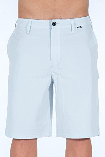 Hurley, Pantaloni corti Uomo Phantom Boardwalk Pure Platinum