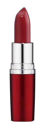 Maybelline New York Make-Up Lippenstift Moisture Extreme Lipstick Dark Rosewood/Sattes Dunkelrot mit...