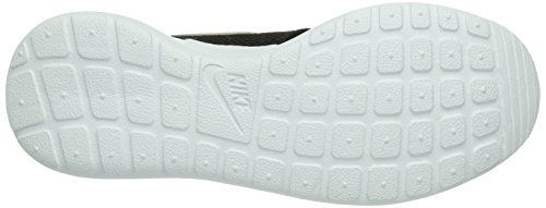 Nike Nike Rosherun (gs), Sneakers Basses Garçon Noir