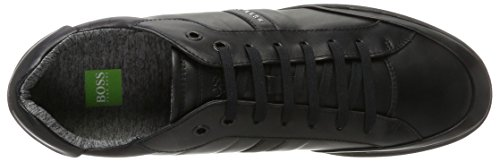 Boss Green Shuttle_tenn_lt 10201678 01, Baskets Basses Athlétiques Homme Noir (noir)