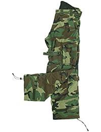 BE-X Performance Combat System Feldhose, US woodland (für Feldeinsatz optimiert)