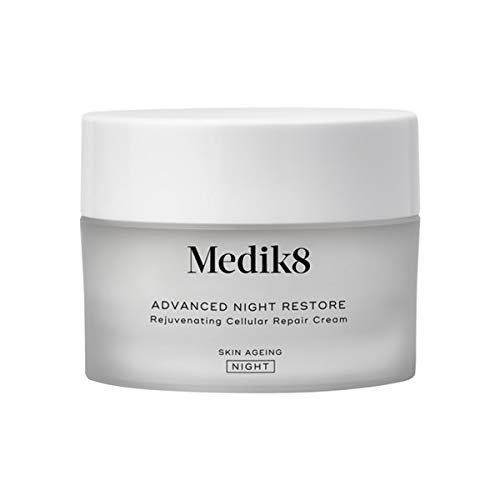 Medik8 - medik8 advanced night restore rejuvenating cellular repair cream 50ml