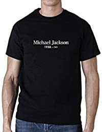 Michael Jackson - Immortal Music Forever - Novelty Gift - Unisex Adult T-Shirt