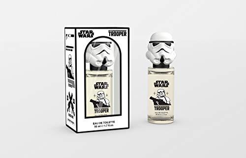 Star Wars Stormtrooper 3D by Disney Eau De Toilette Spray 3.4 oz / 100 ml (Men) -