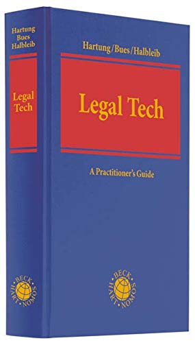 Legal Tech: How Technology is Changing the Legal World