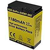 NITECORE nlgp3–Batterie Li-Ion pour GoPro Hero 3/3+