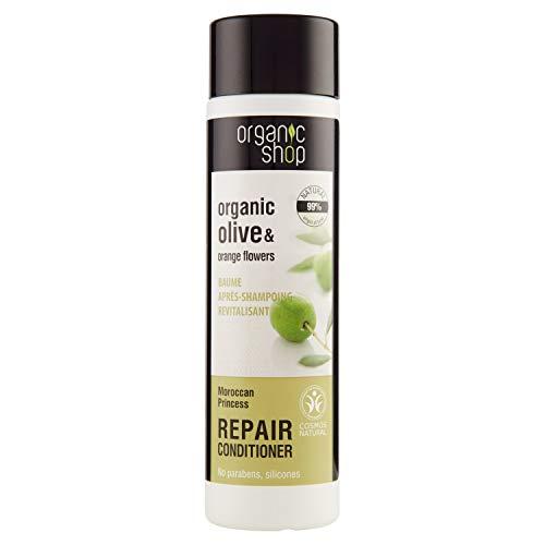 Scheda dettagliata Organic Shop Balsamo Ristrutturante Olive & Orange Flowers - 280 ml