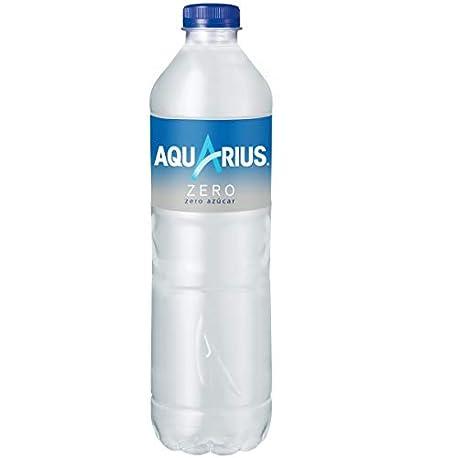 Aquarius Zero Lim n Bebida para deportistas refresco sin gas 1 5 l Botella de pl stico