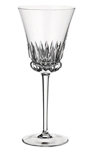 White Wine Goblet Glas (Villeroy & Boch Grand Royal Weißweinkelch, 290 ml, Kristallglas, Klar)