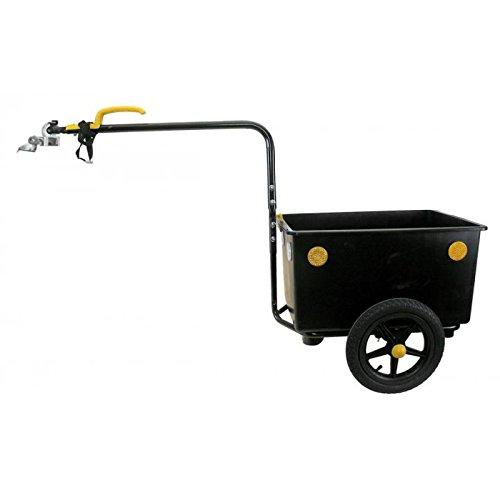 Bellelli Gepäck Lasten Fahrrad Anhänger MAXI Handwagen Transport 60 l, 640040