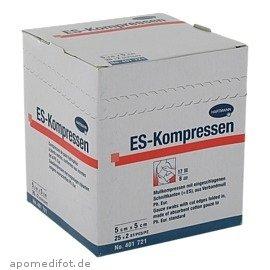 ES-Kompressen, steril 5 x 5cm