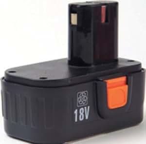 Outiror- Batterie Supp. Perceuse 18v