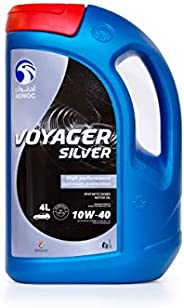 ADNOC 57815 VOYAGER SILVER 10W/40 SN ENGINE OIL 4LTR
