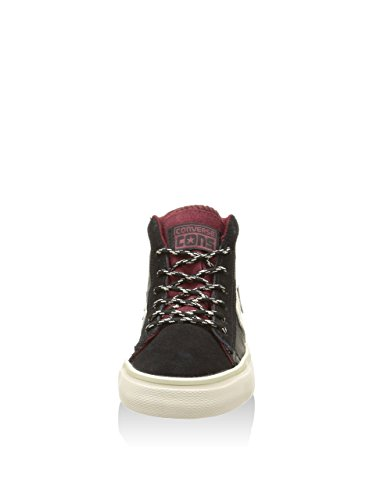 Scarpe Converse Schuhe Pro Leather unisex Nero/Marrone