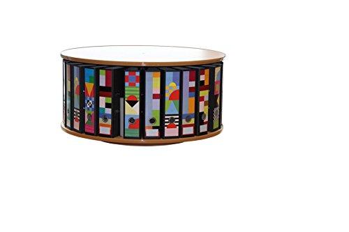 reef RT081BB1 Tisch-Ordnersäule 81 cm durchmesser, 1 Etage, buche