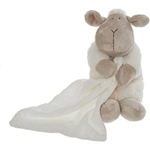 Beehive Toys SH150726 - Colcha para bebé, Color Blanco