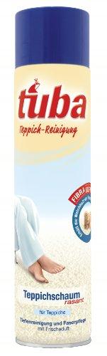 Tuba Rasant Teppichschaum, 3er Pack (3 x 600 ml)