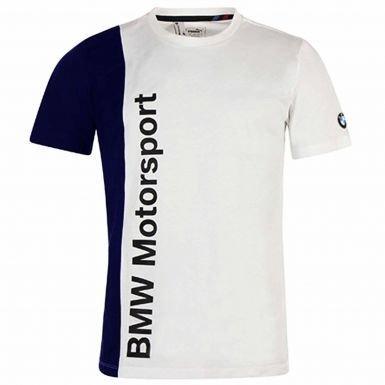 Officielle BMW Motorsport F1Racing T-shirt par Puma, mixte