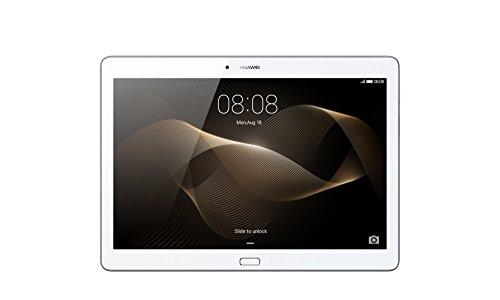 Huawei MediaPad M2 WiFi 25,4 cm (10 Zoll) Tablet-PC (ARM  Hisilicon Kirin 930, 3GB RAM, 64GB eMMc , Android) weiß/silber