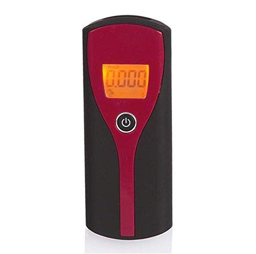 Preisvergleich Produktbild MTTLS Alkoholtester,Alkohol Tester, professionelle Breathalyzer Digital Alkohol Tester Detektor Atem Analyzer mit LCD-Display und genaue professionelle Standard-Alkohol-Detektor-Vermeiden DUI--22