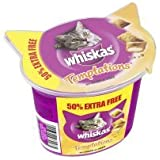 MARS Whiskas Temp Chicken &cheese +50% 90g pack of 10