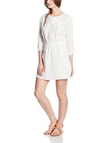 Springfield 5.Gym Vestido Crudo Camis, Robe Femme Blanc