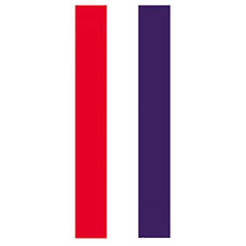 Geyuanhuanbao günstige Deutschland Frankreich Flag Striped Car Hood Vinyl Sticker 3M * 15CM M -Colored Body Decal für BMW M3 M5 M6 E46 E92 Serie(None 2 D 15 * 300CM)
