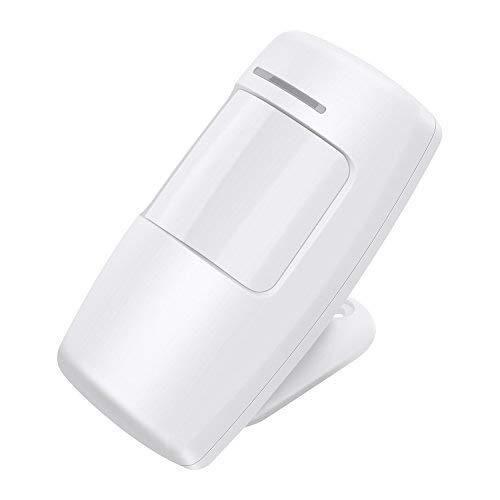 THUSTAR 433MHz Sicherheitsauffahrt Patrol Infrarot Wireless Intelligent PIR Bewegungsmelder für GSM PSTN Home Security Alarm Alarm System Werden über Ihre Umgebung informiert Home Security Alarm