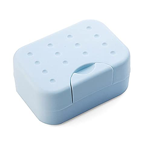 erthome Bathroom Products New Brand Travell Soap Dish Box Case