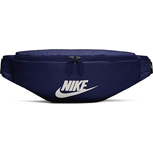 Nike Heritage Hip Pack Gürteltasche, Blue Void/Vast Grey, MISC