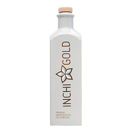 INCHI GOLD Premium Sacha-Inchi-Öl (350 ml)