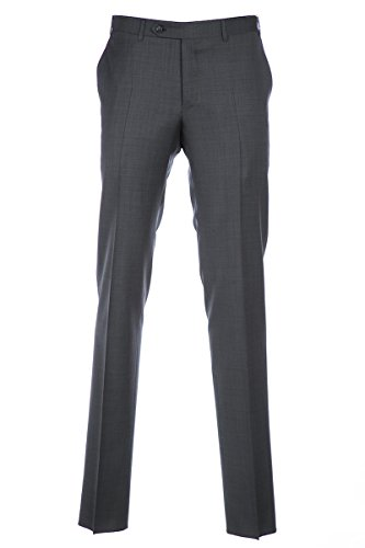canali-trouser-basic-micro-weave-in-grey