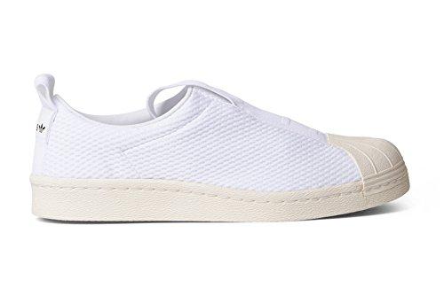 Adidas Women Superstar BW35 Slip-On W white footwear white off white Size 9.5 US