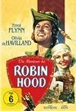 Die Abenteuer des Robin Hood - Milo Anderson