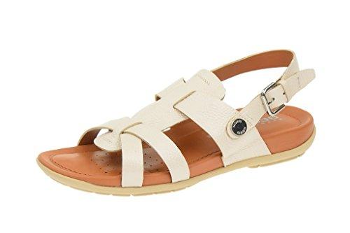 Geox Footmark Damen Sandale Sandaletten - D3214A 000AK C1002