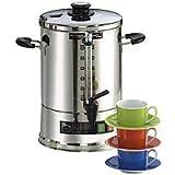 Großkaffeeautomat für 15-65 Tassen