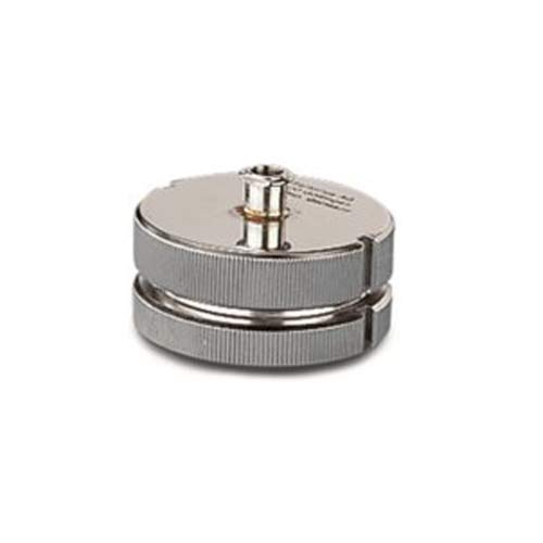 Thomafluid Filterhalter aus Edelstahl, Ø-Filter: 25 mm