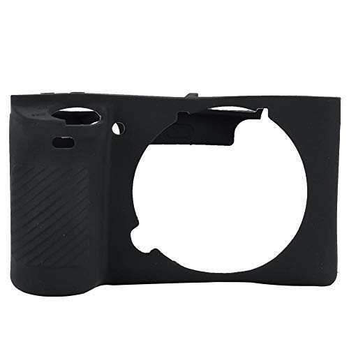 VBESTLIFE Soft Silicone Camera Case, Kameragehäuseschutzhülle Passend für Sony A6500 Kamera(Schwarz) Camera Soft Camera Case