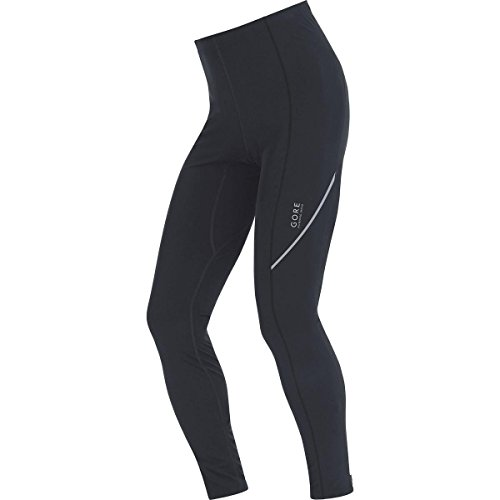 GORE RUNNING WEAR, Tights Corsa Uomo, Termici, GORE Selected Fabrics, ESSENTIAL Thermo, Taglia L, Nero, TESSEZ990005