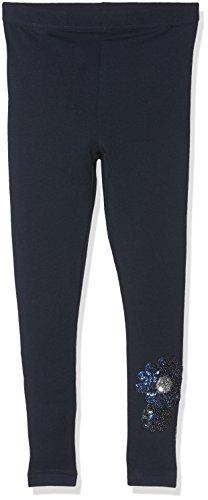 Desigual Mädchen Leggings Basic, Blau (Navy 5000), 104 (Herstellergröße: S)
